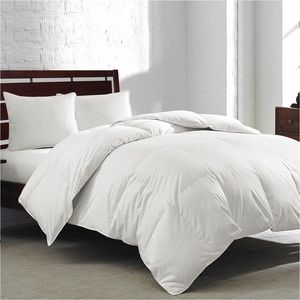 ❤️Royal Luxe White Goose Feather & Down comforter✅